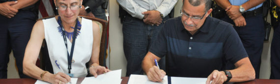 Municipio de Toa Baja firma acuerdo colaborativo con la Policía de Puerto Rico