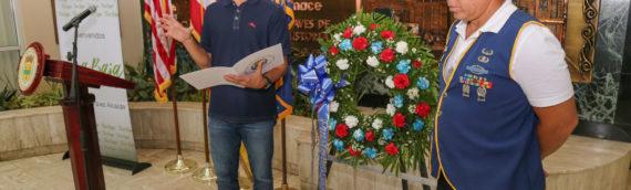El Municipio de Toa Baja celebró el Día de la Recordación