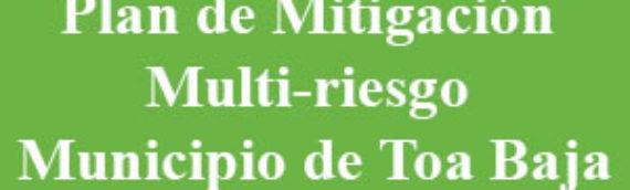 Plan de Mitigación Multi-riesgo Municipio de Toa Baja